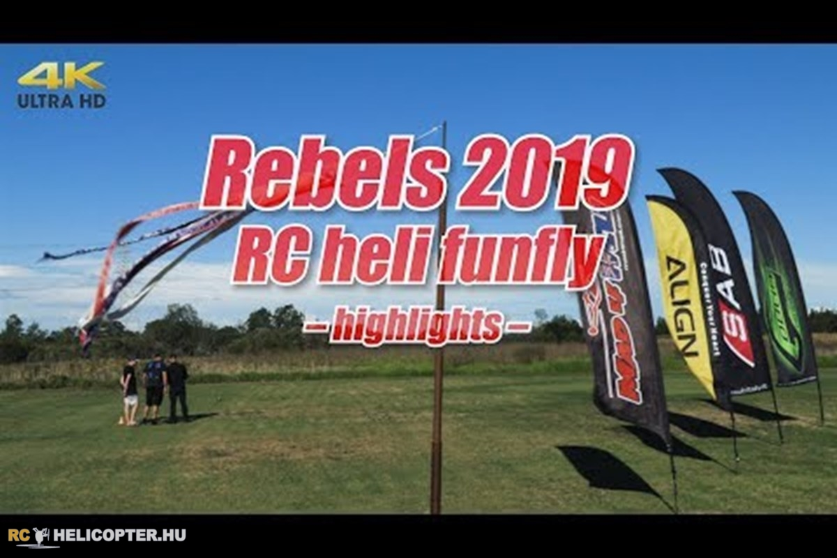 Rebels Fun Fly 2019