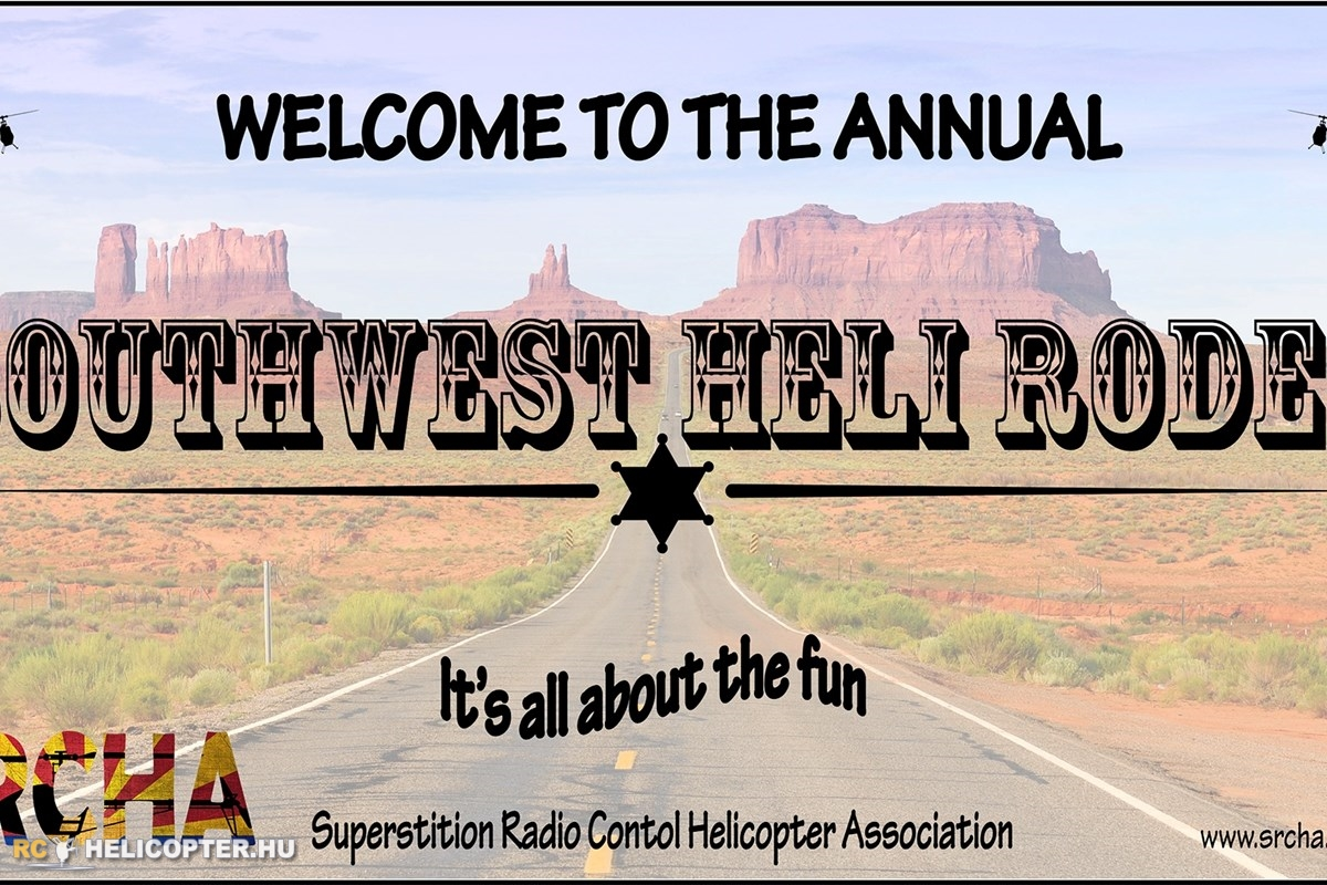 Southwest Heli Rodeo 2019