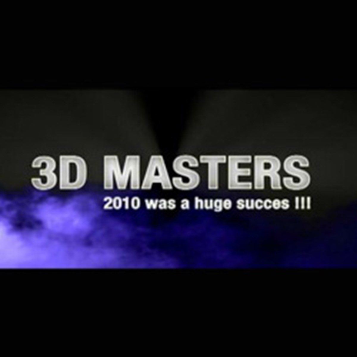 3D Master 2011 - afterparty