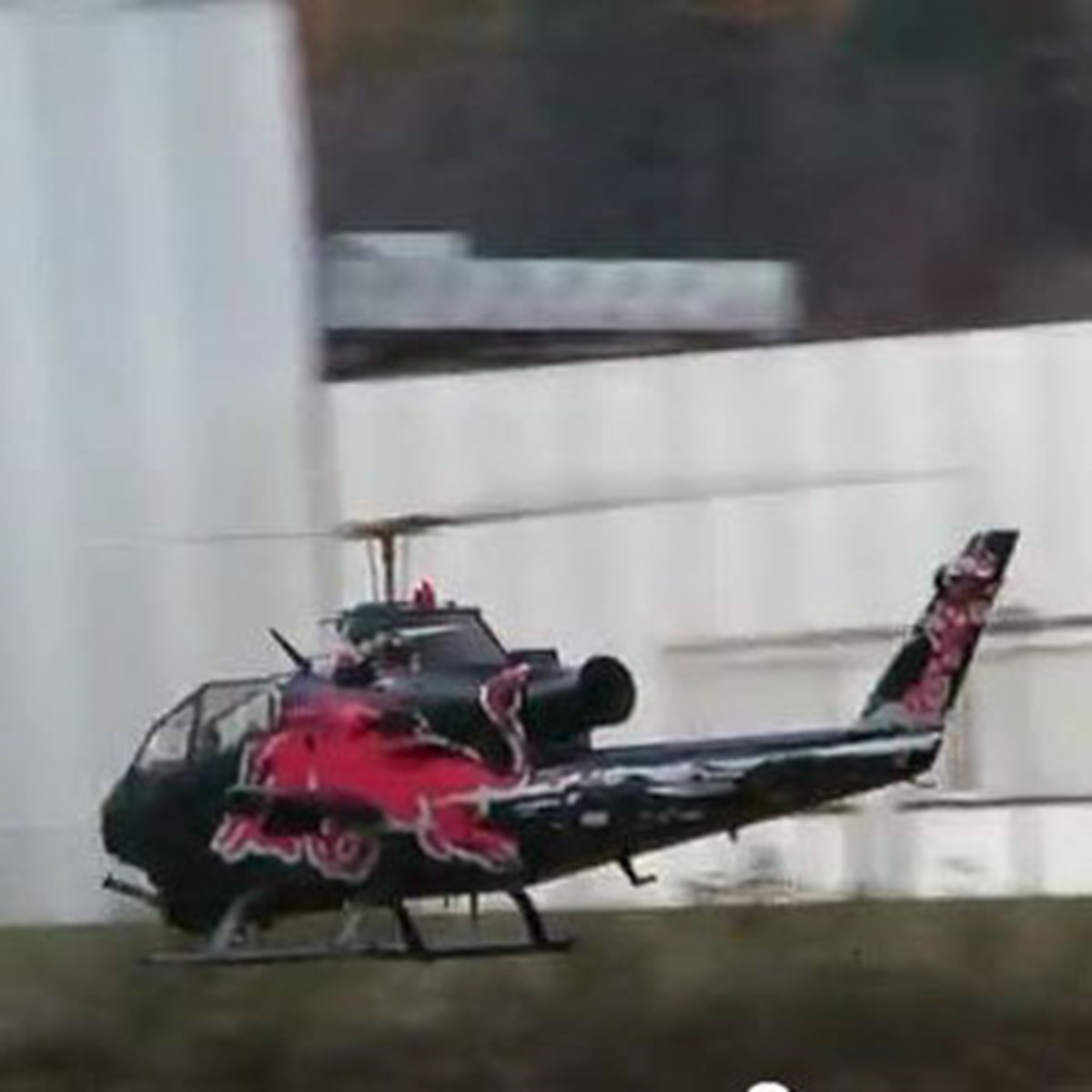 Red Bull Scale AH-1 Cobra