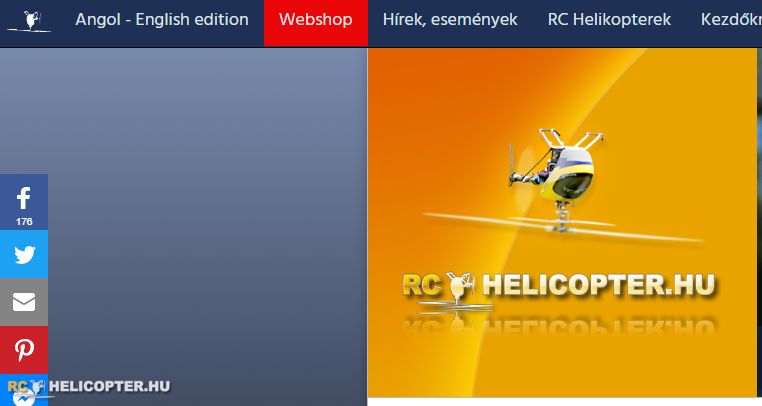 rchelicopter.hu webshop