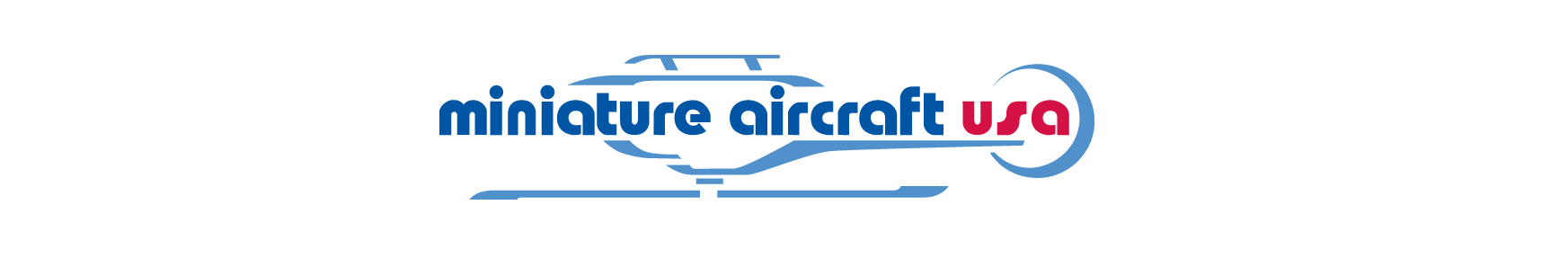 MINIATURE AIRCRAFT USA LOGO